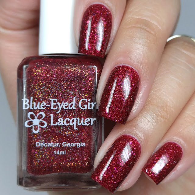 Blue-Eyed Girl Lacquer - Special Selection