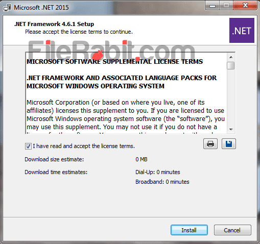 Download Microsoft .NET Framework 4.7.1 - Latest Free Software ...