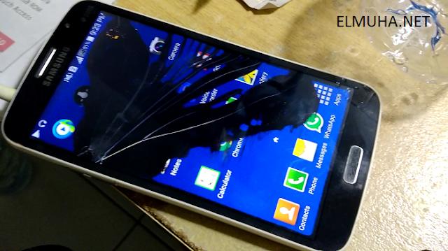 HP Samsung Galaxy Grand 2 Pecah Layar LCD