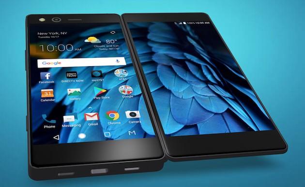 ZTE Axon M, Ponsel Lipat Android dengan 4 Mode Layar, Harga 9,8 Jutaan