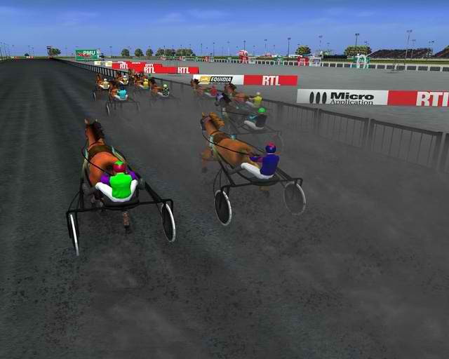 Virtual Horse Racing Game - Free download and software ...