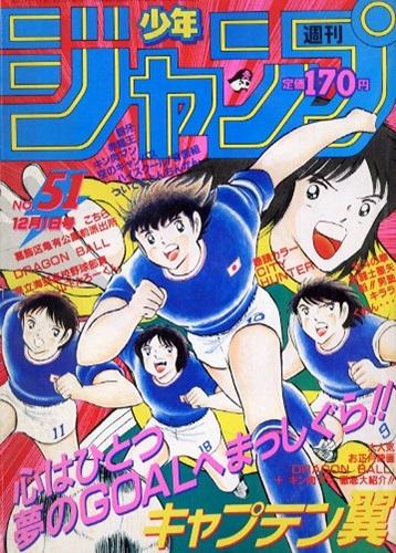 20 อันดับการ์ตูนที่ดีที่สุดตลอดกาลอันดับที่ 6 : การ์ตูน Captain Tsubasa โดย อ.ทาคาฮาชิ โยอิจิ
