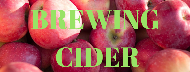 how to brew apple cider