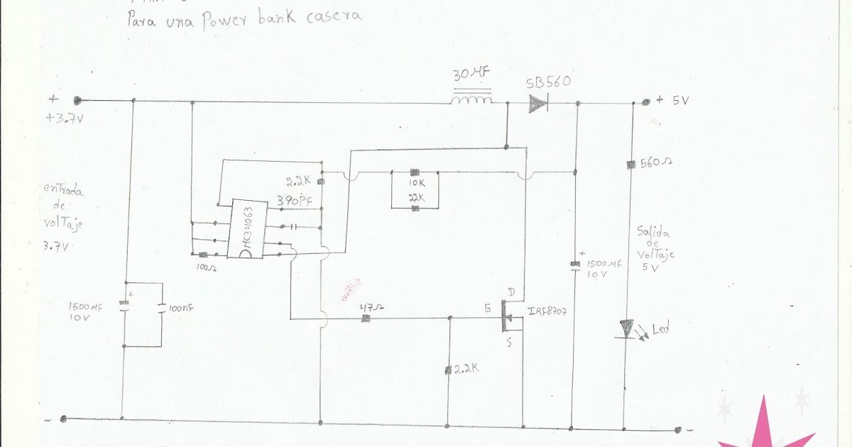 ponyelectronica   mini fuente elevadora de voltaje   step up   de 3 7 voltio a 5 voltio para una