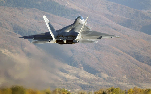 F22 Raptor Wallpaper | HD Desktop Wallpapers3