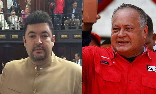 Cabello sentenció a Marrero en su programa y horas después fue detenido