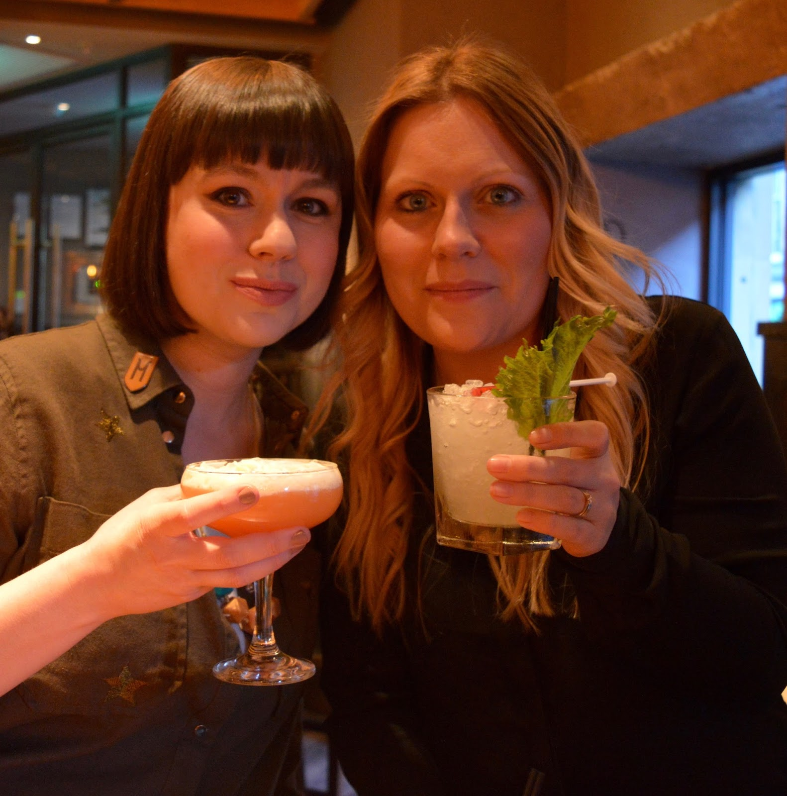 The Alchemist | Newcastle Upon Tyne - cocktails with the girls