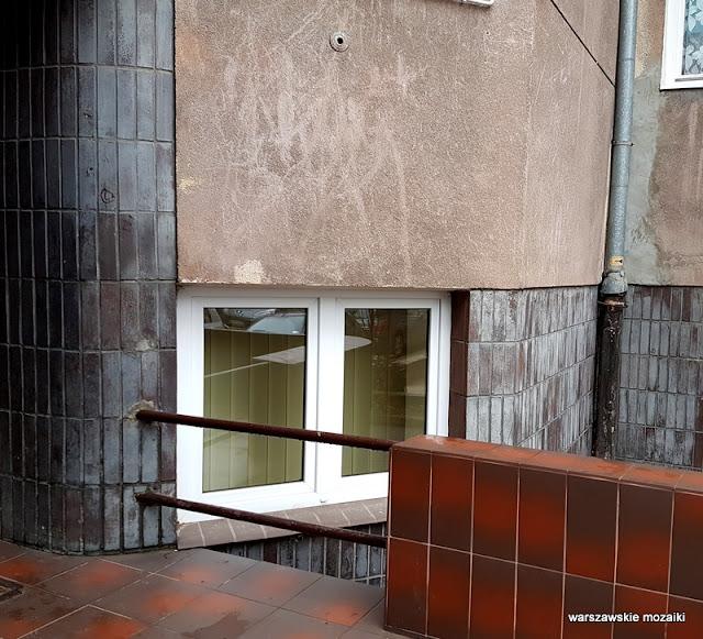 Kamienica Michalskiej Zaborowskiej Zagórskiej Warszawa Warsaw architektura Śródmieście