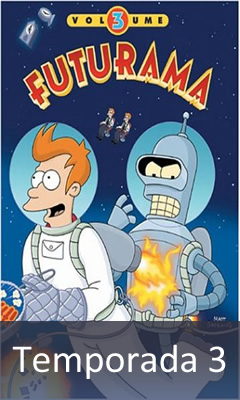 Futurama Temporada 03 Audio Latino