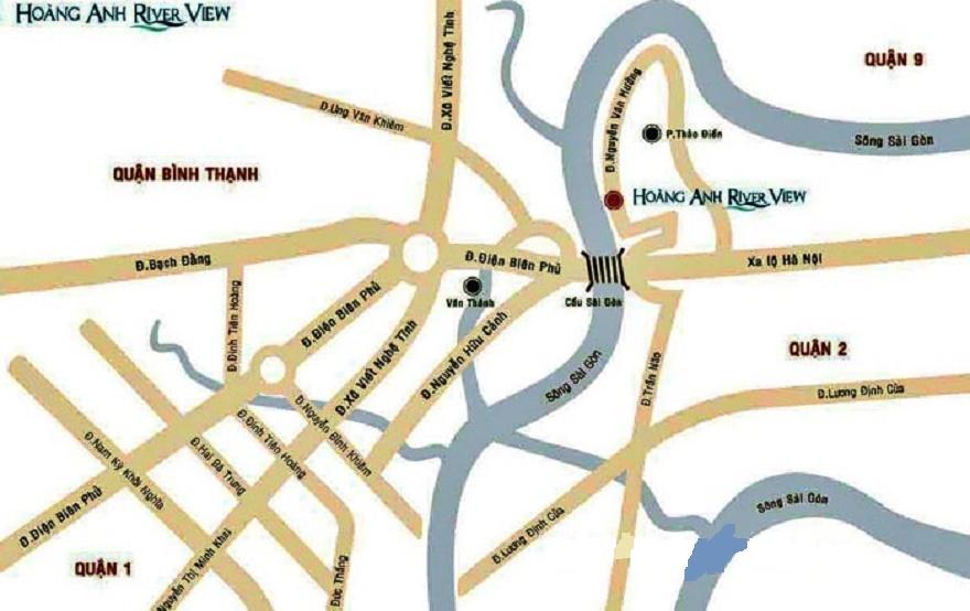 Căn hộ Hoàng Anh River View