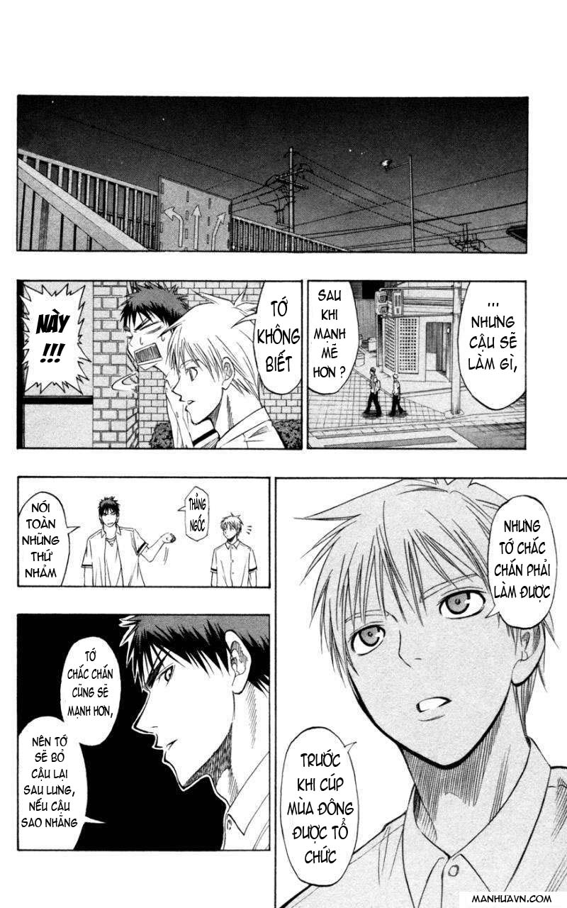 Kuroko No Basket chap 057 trang 19
