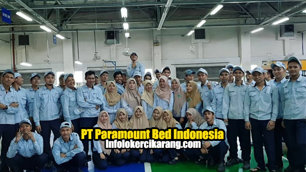 PT Paramount Bed Indonesia