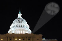 The Capitol Puts Out the Bat $ignal