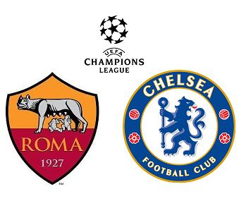 Roma vs Chelsea match highlights