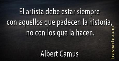 Albert Camus en frases