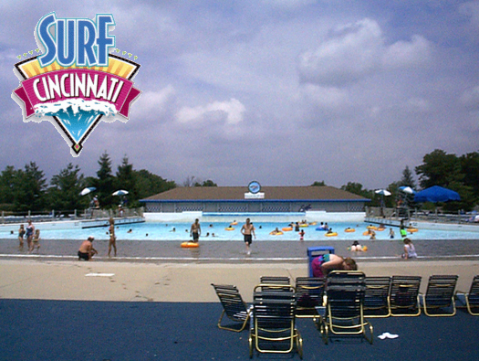 Queen city discovery surf cincinnati Queens park swimming pool opening times