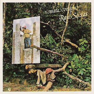 """""""Mata Virgem"""" é o disco de 1978 de Raul Seixas."""