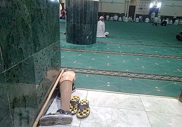 Pesan dari Makkah Untuk Pemilik Kaki Sempurna