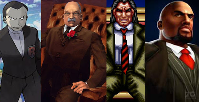 mafia bosses in video games
