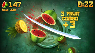 Fruit Ninja® screenshot 1