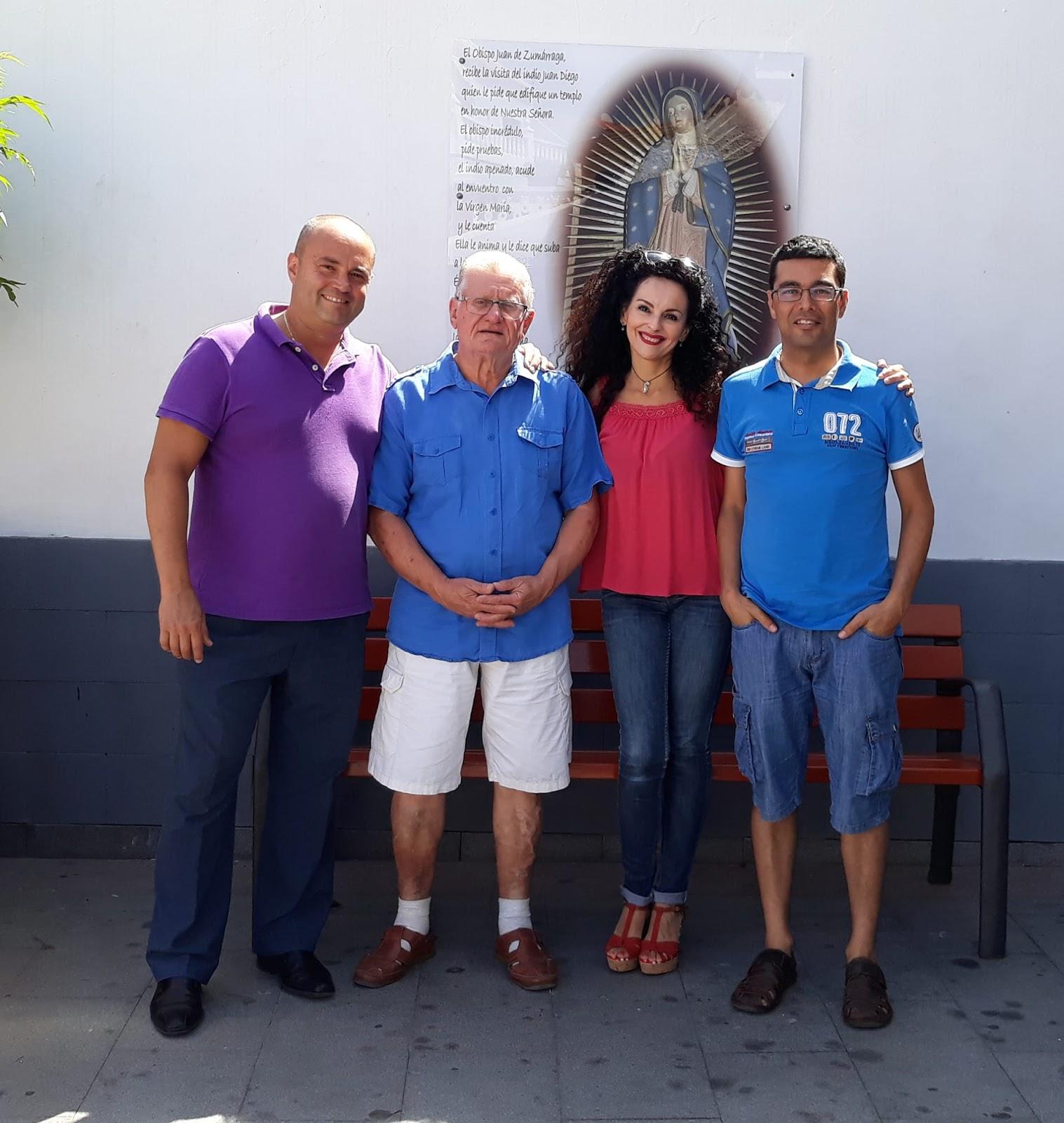 De Nuestra Parroquial Señora Los GuadalupePreparando Comunidad LR3Aj54