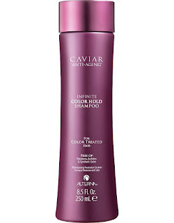 Caviar Infinite Color Hold Shampoo is een milde, sulfaatvrije shampoo die zorgt voor een krachtige UV bescherming en minimale kleurvervaging voor een sterke kleurlevendigheid.