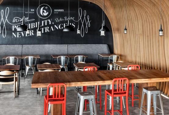 50 Desain Interior Cafe Minimalis Terbaru Unik Sederhana ...