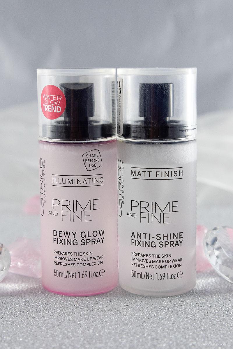 Prime And Fine Anti-Shine Fixing Spray - Matt Finish by Catrice Cosmetics #6