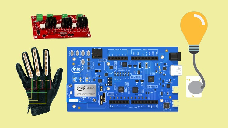 84% off Intel Edison Step by Step - Part I