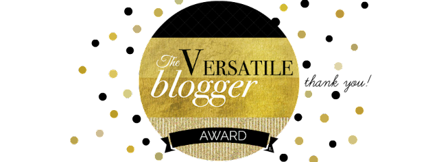 Versatil Blogger Award