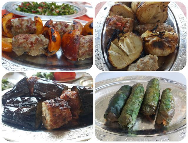 Okan Üniversitesi Mutfak Sanatları merkezi Gaziantep yöresel yemekleri workshop