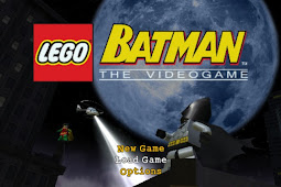 LEGO Batman The Video Game ISO PS2+Save Game 100%