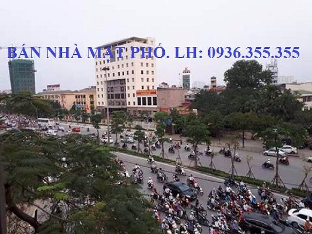 Bán nhà mặt phố Đại Cồ Việt, Lê Đại Hành