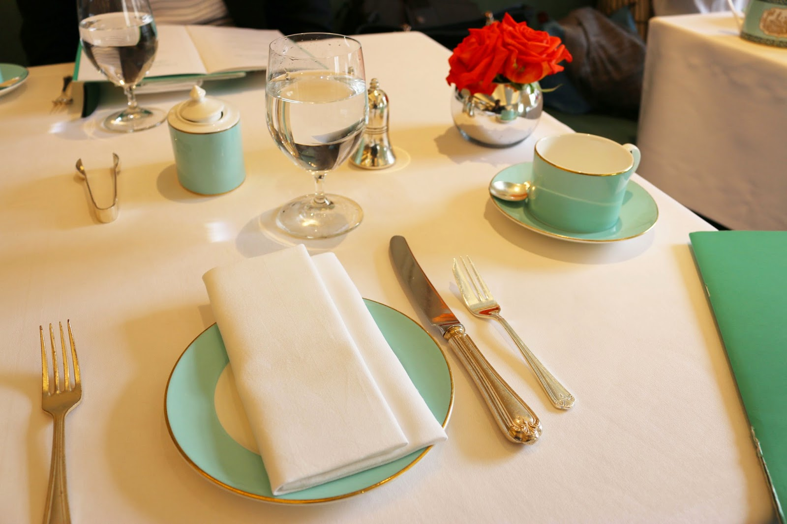 Fortnum & Mason Diamond Jubilee Tea Salon - Afternoon Tea