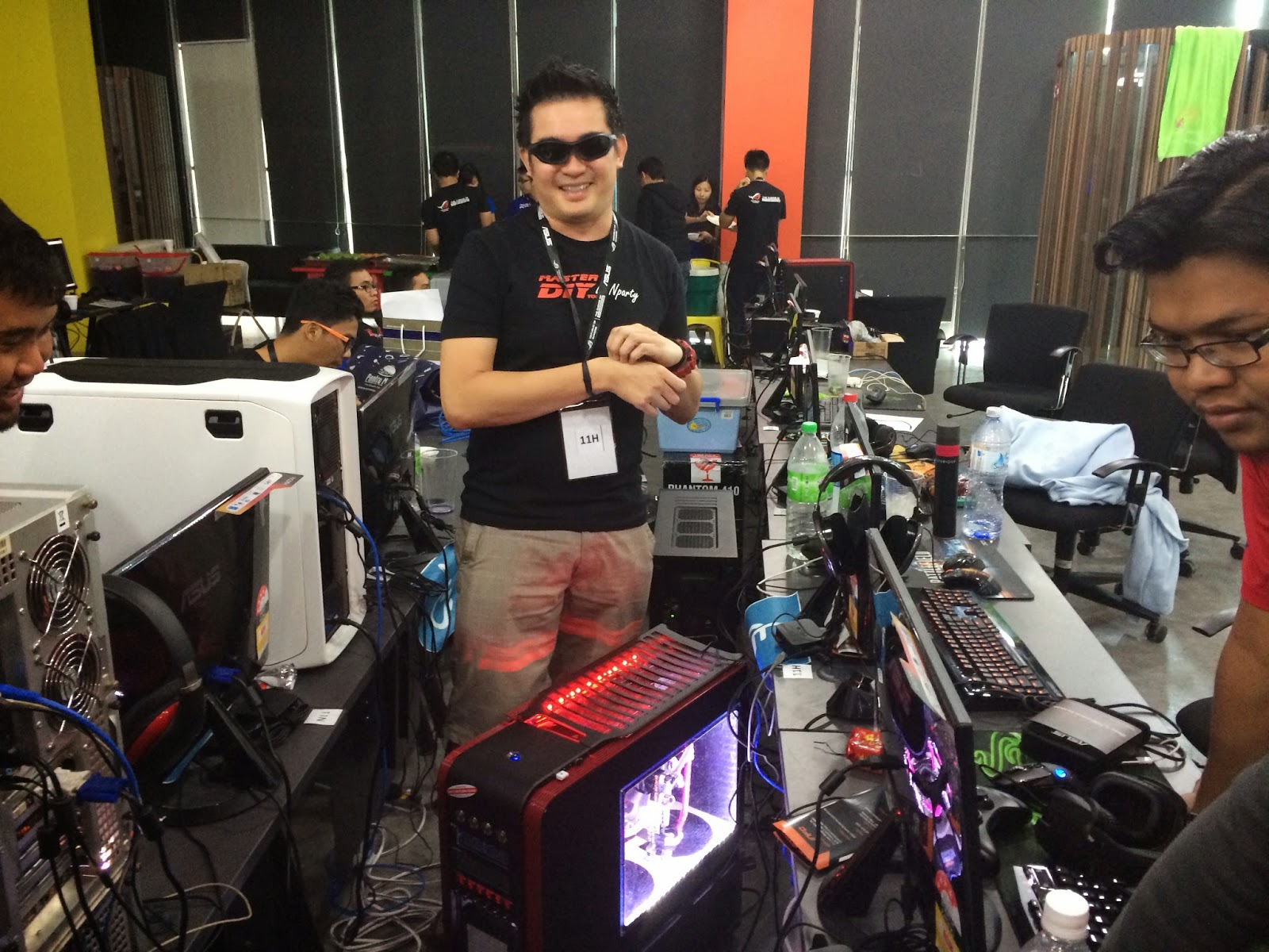 Coverage for ASUS LAN Party: DAY 3 15