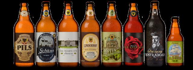 Cervejaria artesanal Dortmund Bier