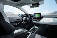 Toyota Corolla Touring Sports (2019) Interior
