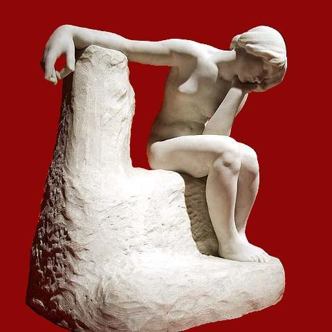 Meditació (Josep Llimona)