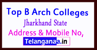 Top B Arch Colleges in Jharkhand