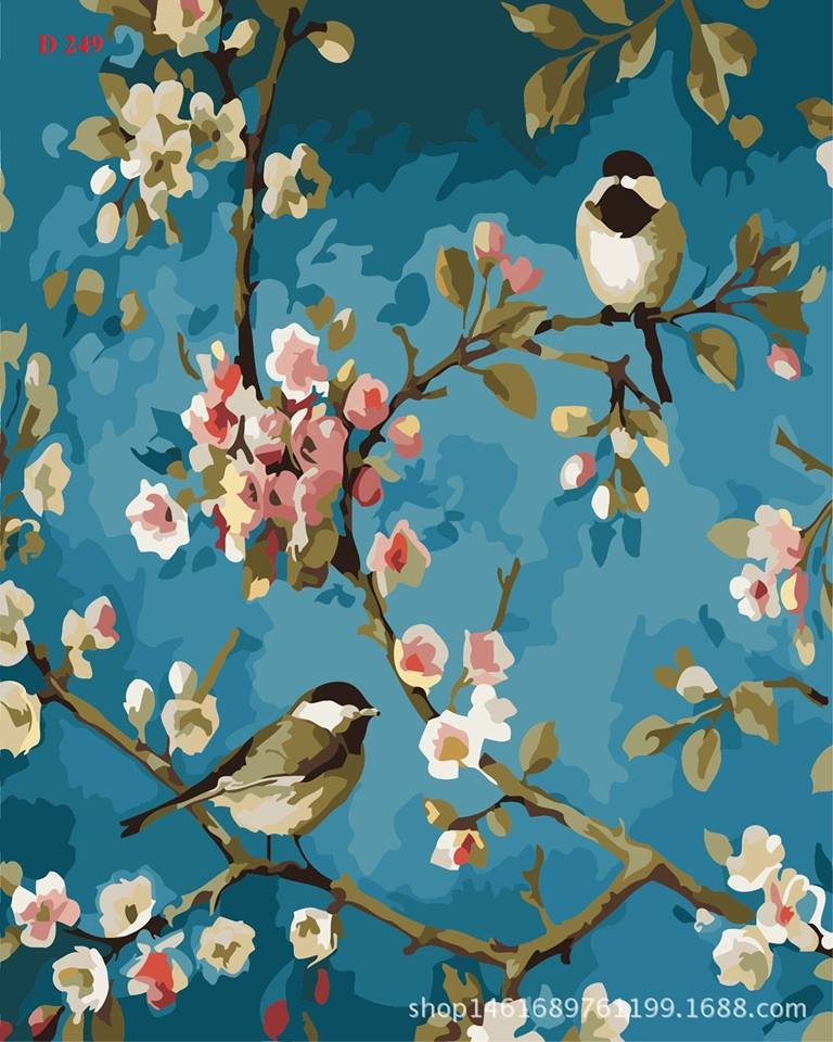 Tranh son dau so hoa tai Thanh Xuan Nam