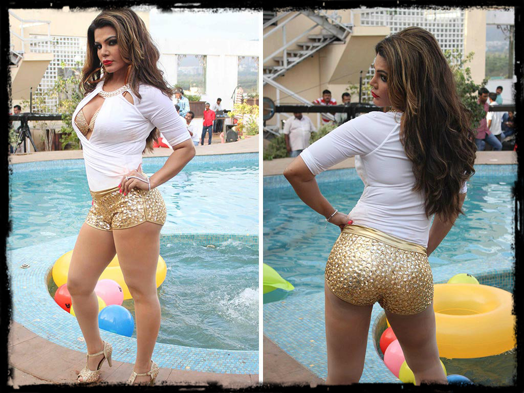 Rakhi Sawant Unseen Sexy Photo-4322