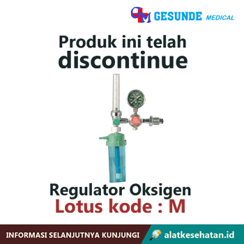 Regulator Oksigen LOTUS