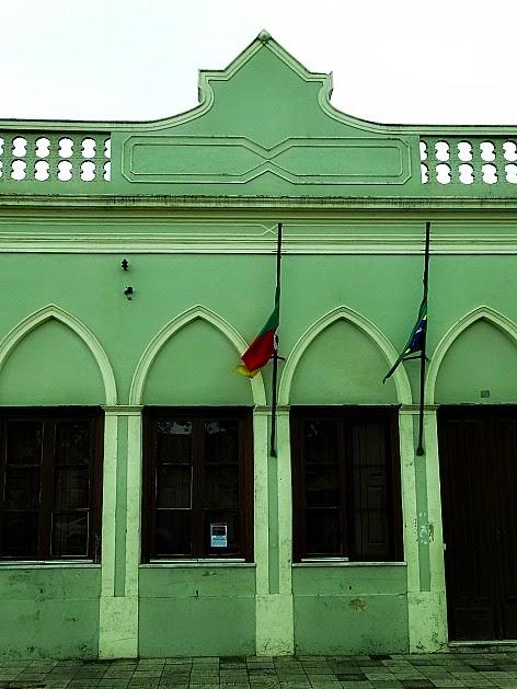 Câmara de Vereadores, em Jaguarão