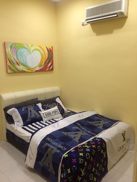 Adni Suite Homestay Seri Manjung Lumut | Second Bedroom