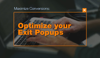 Maximize Conversions: Optimize your Exit Popups
