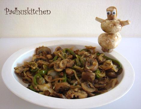recipe: mushroom fry in tamil [7]