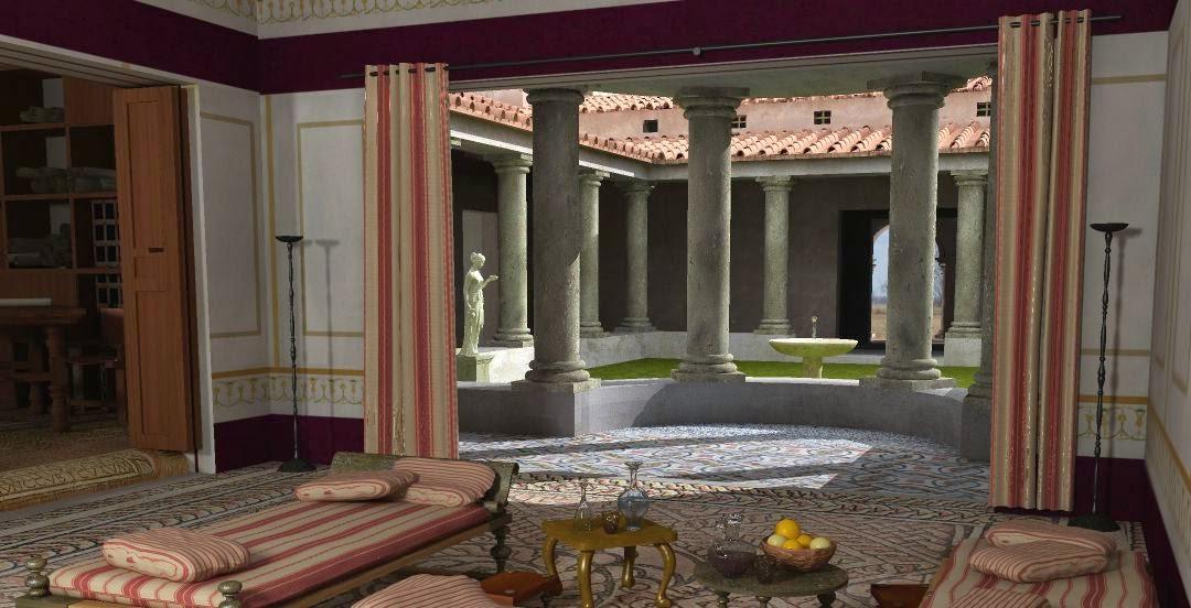 Qui nes eran esclavos en roma derecho romano Como eran las casas griegas