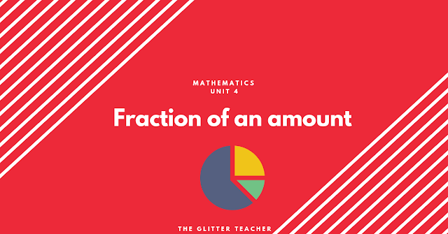 Fraction of a number. Maths Year 6