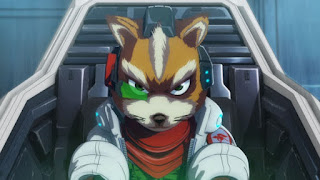 Fox McCloud Star Fox