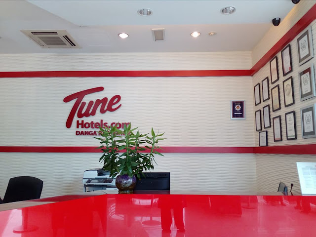Tune Hotel, Danga Bay